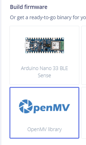 openmv_library